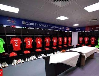 گزارش تصویری بازی انگلیس مقابل کلمبیا