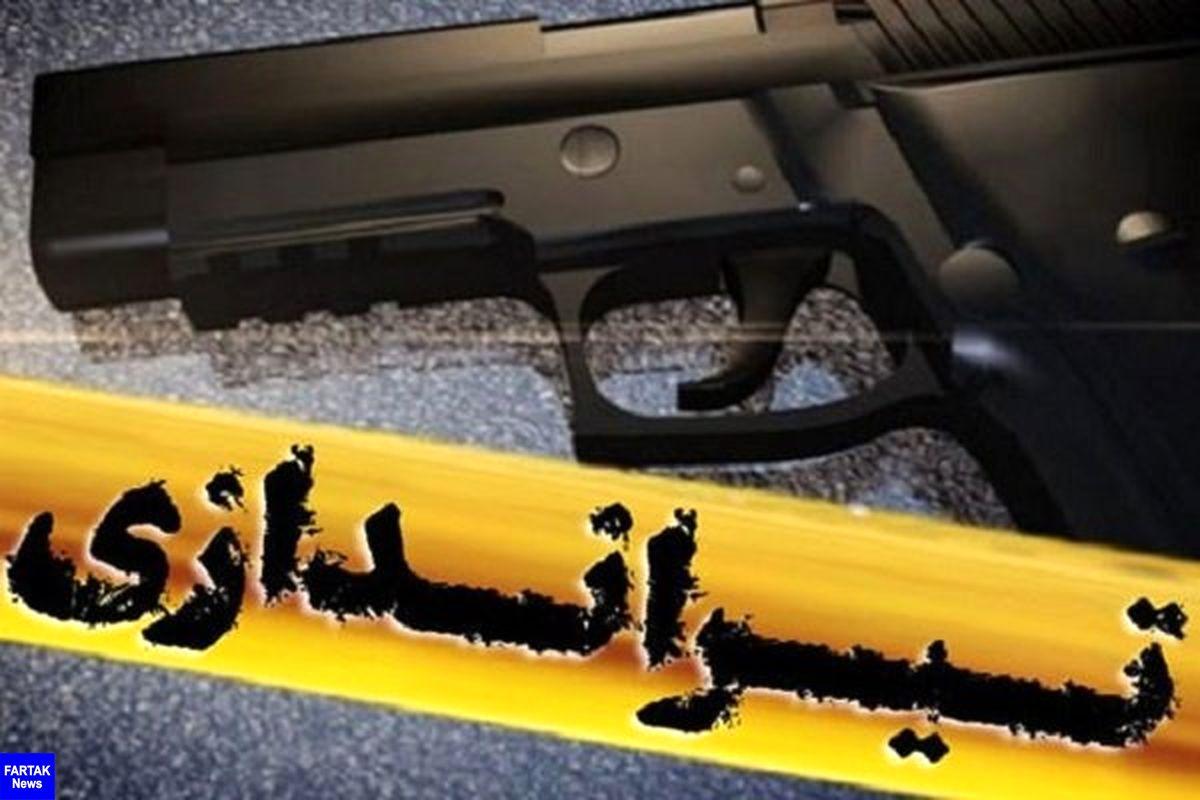 دستگیری یکی از عوامل تیر اندازی در کرمانشاه