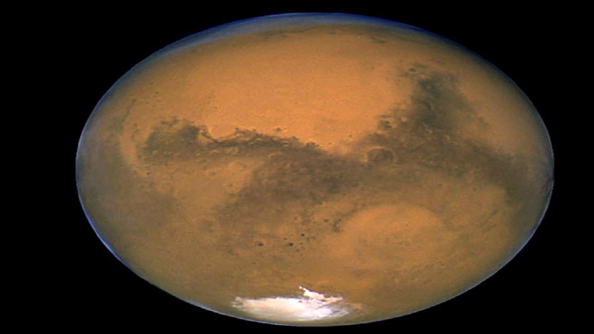 امشب مریخ با چشم غیرمسلح دیده می شود