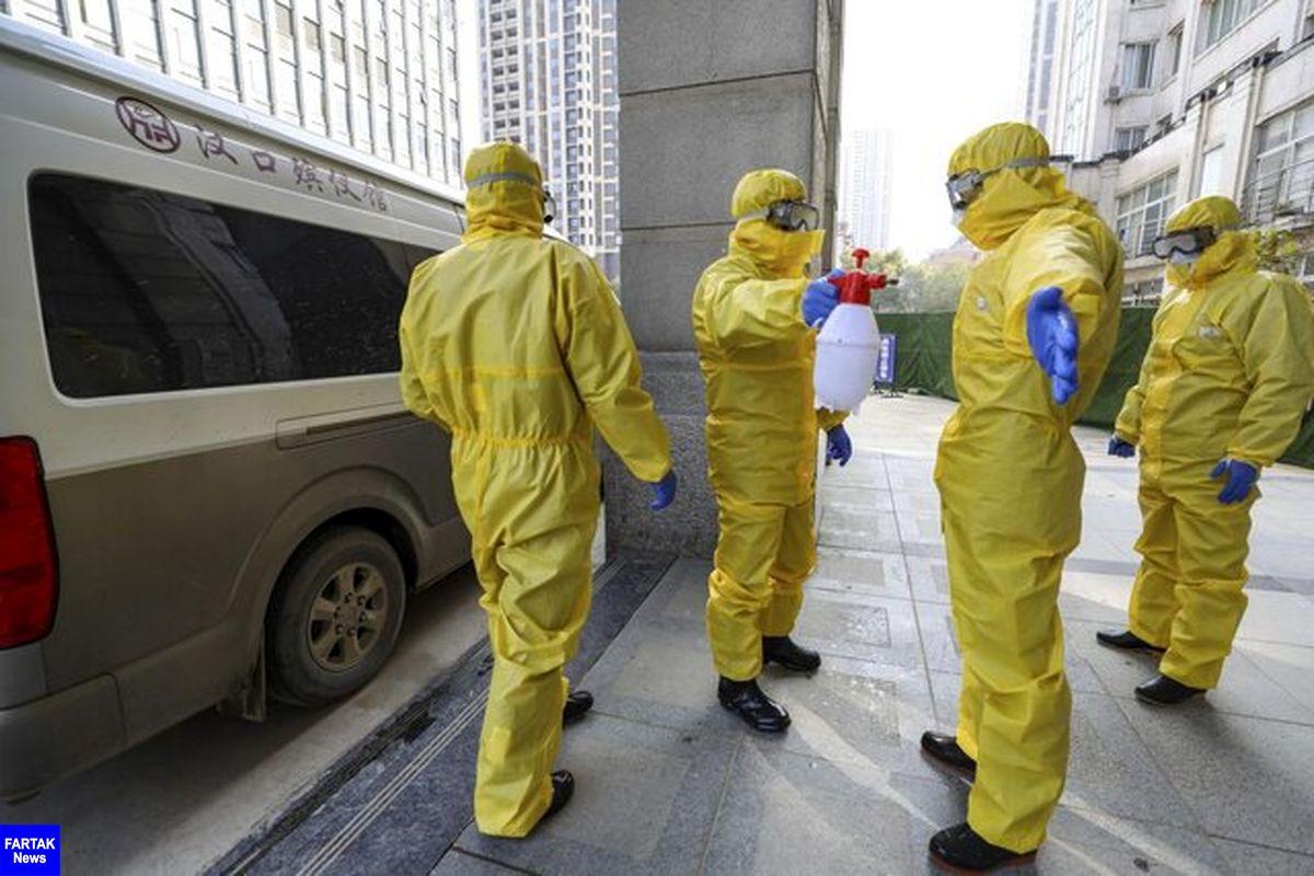بیش از ۱۷۰۰ نفر از کادر درمانی چین به کرونا مبتلا شدند