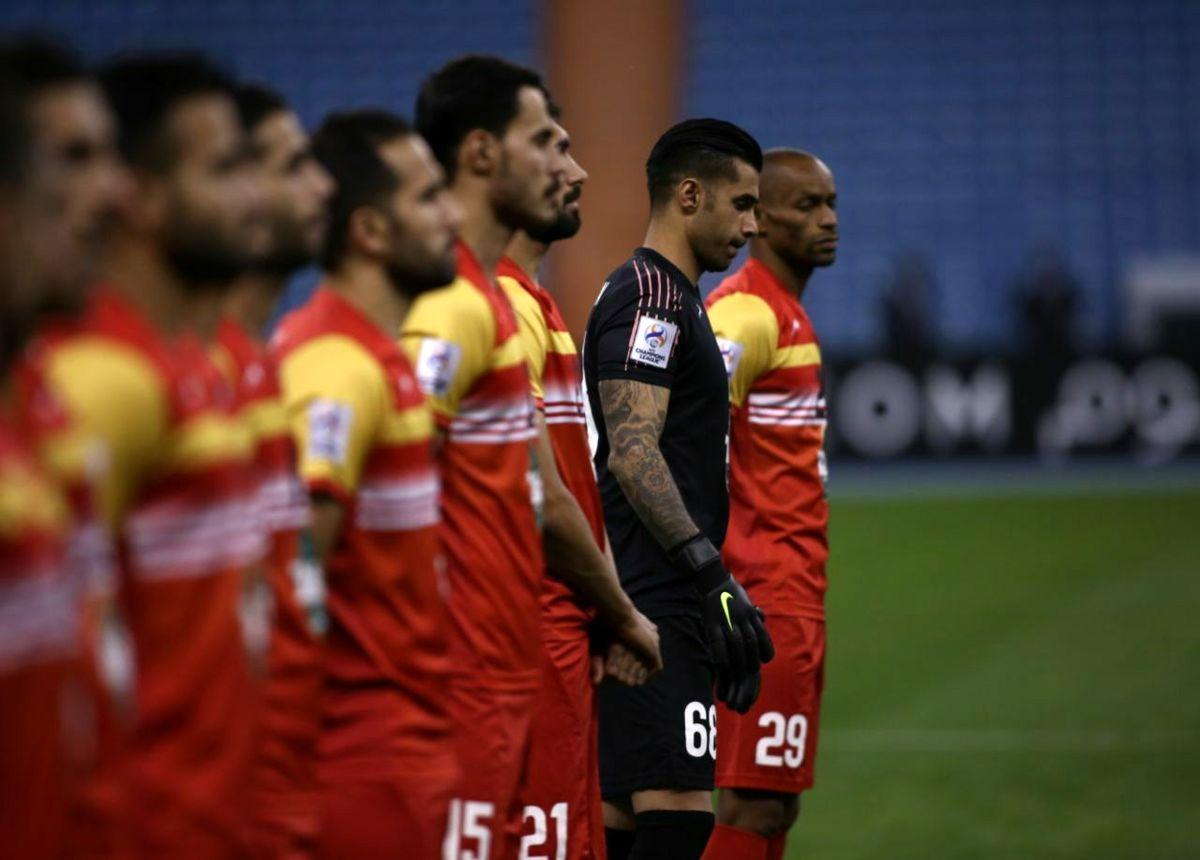 لیگ قهرمانان آسیا  شکست فولاد با درخشش دروازهبان النصر/ اشتباهات مدافعان تیم نکونام را زمین گیر کرد