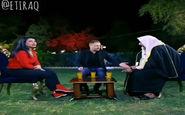 اتفاق عجب در تلویزیون عربی/ مجری زن مهمان برنامه را کتک زد