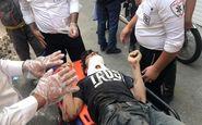 نجات معجزهآسای پسر جوان پس از سقوط به چاه ۳۰ متری+ تصاویر