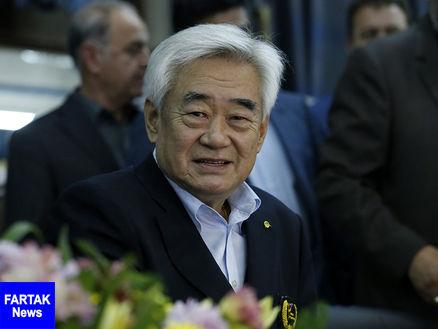 رئیس فدراسیون جهانی تکواندو از میزبانی جزیره کیش تقدیر کرد