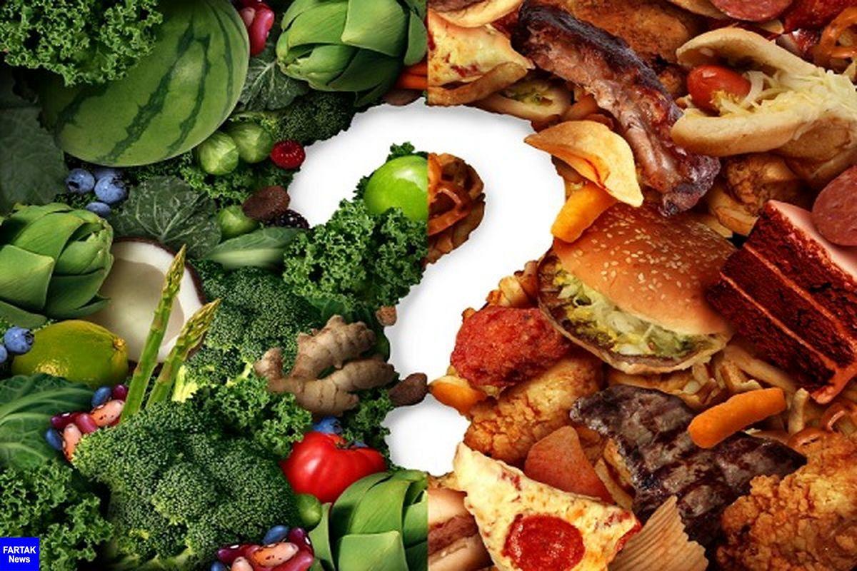 هشدار   این غذاها شما را به سرطان مبتلا می کنند