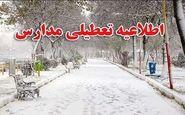 مدارس ابتدایی و متوسطه شهر تهران امروز تعطیل است