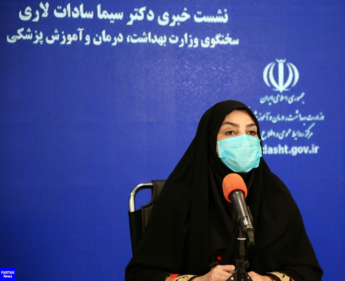 کرونا در ایران؛ آخرین آمار مبتلایان و قربانیان تا ظهر سه شنبه 4 آذر 99
