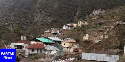 ریزش مجدد سنگ در پیتسرا/ پیشنهاد جابهجایی روستا