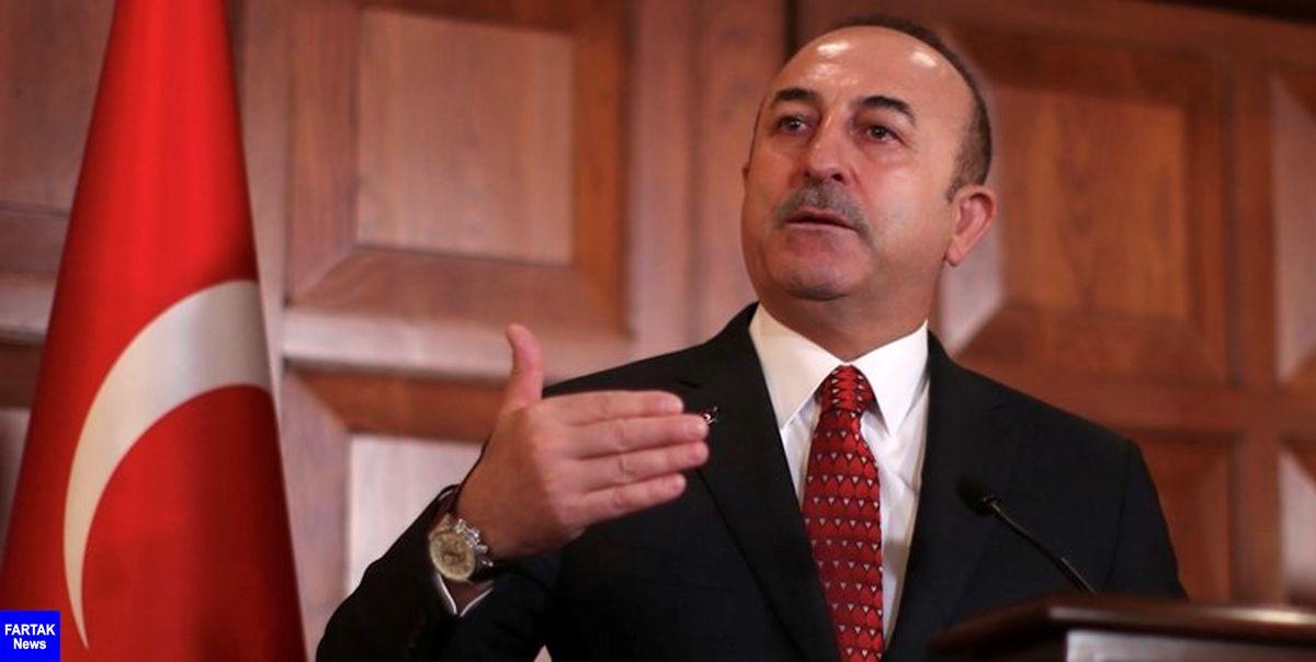 چاووش اوغلو: اروپا بیگانهانگاری علیه ترکیه را کنار بگذارد