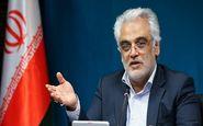 طهرانچی: حداکثر افزایش شهریه دانشگاه آزاد ۱۵ درصد است