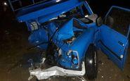 تصادف رانندگی در چهارمحال و بختیاری یک خانواده را به گام مرگ کشاند