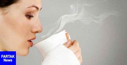 مزایای نوشیدن آب گرم در روز