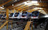۱۵۰۰ واگن مترو در تهران کم داریم