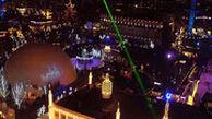 جشن رویایی دانمارکیها در سرمای زمستان