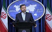 واکنش سخنگوی وزارت امور خارجه به اظهارات وزیر خارجه امارات