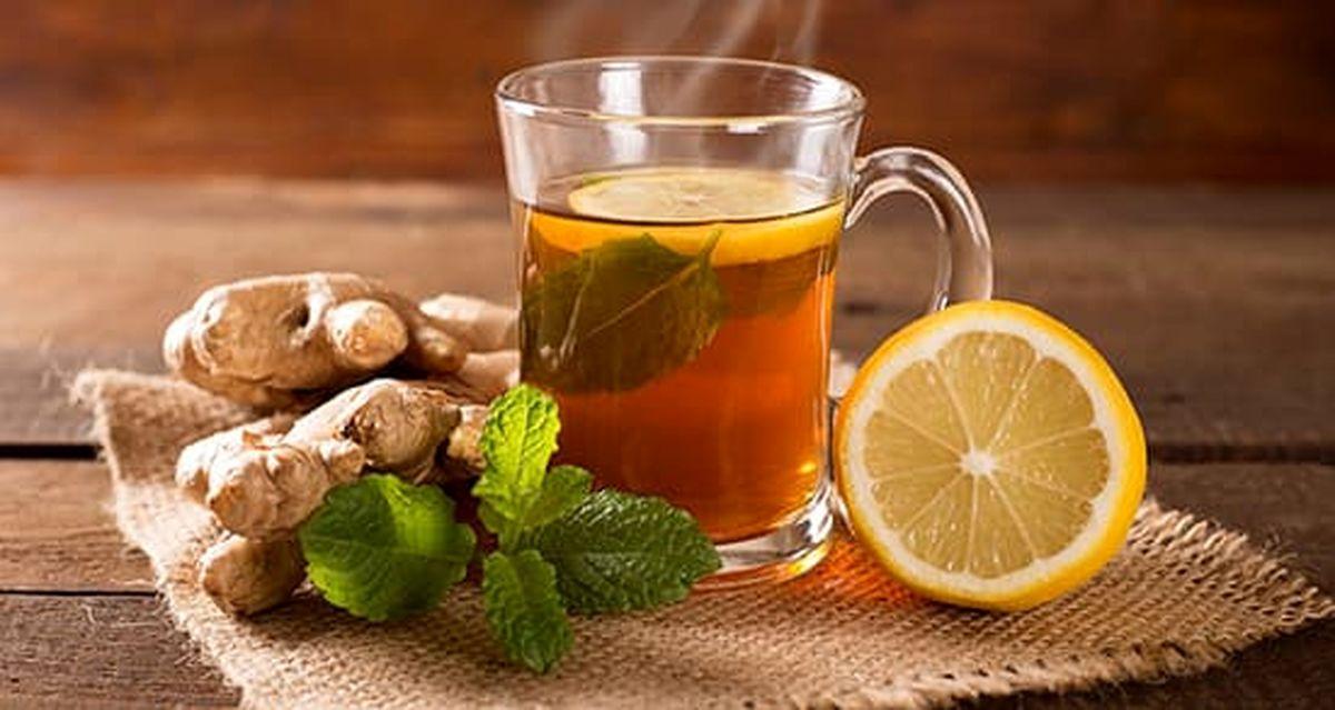 آشنایی با فواید چای زنجبیل