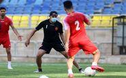 اطمینان خاطر گلمحمدی و پیروانی به بازیکنان پرسپولیس در مورد آینده لیگ برتر