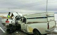 سانحه رانندگی در محور سبزوار ـ بردسکن 3 کشته برجای گذاشت