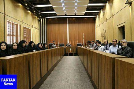 برگزاری کارگاه «آشنایی با آئین نامه های جدید دانشجویی» ویژه کارکنان دانشگاه صنعتی کرمانشاه
