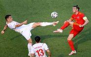 یورو ۲۰۲۰| نیمه اول ولز و سوئیس برنده نداشت