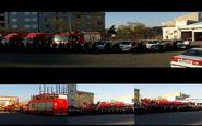 اعزام اولین کاروان امدادی شهرداری تهران به مناطق سیل زده گلستان/هماهنگی برای اعزام دومین کاروان تا ساعات آینده