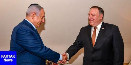نتانیاهو در دیدار پامپئو: موضوع رایزنی ما ایران و ایران و ایران است