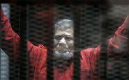 «محمد مرسی» هنگام جلسه محاکمه درگذشت