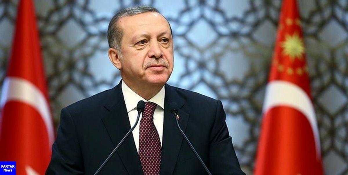اردوغان: باید سختتر کار کنیم تا کشورمان را به نقطهای که سزاوارش است برسانیم