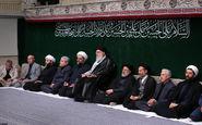 رهبر معظم انقلاب اسلامی با هیاتهای دانشجویی دیدار کردند