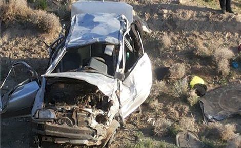 سانحه مرگبار رانندگی در شهرستان مرند