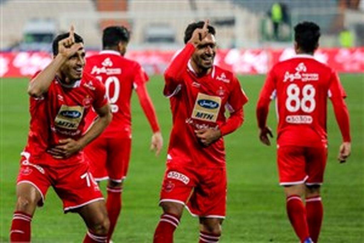 تیم رویایی مازنیهای لیگ برتر نوزدهم