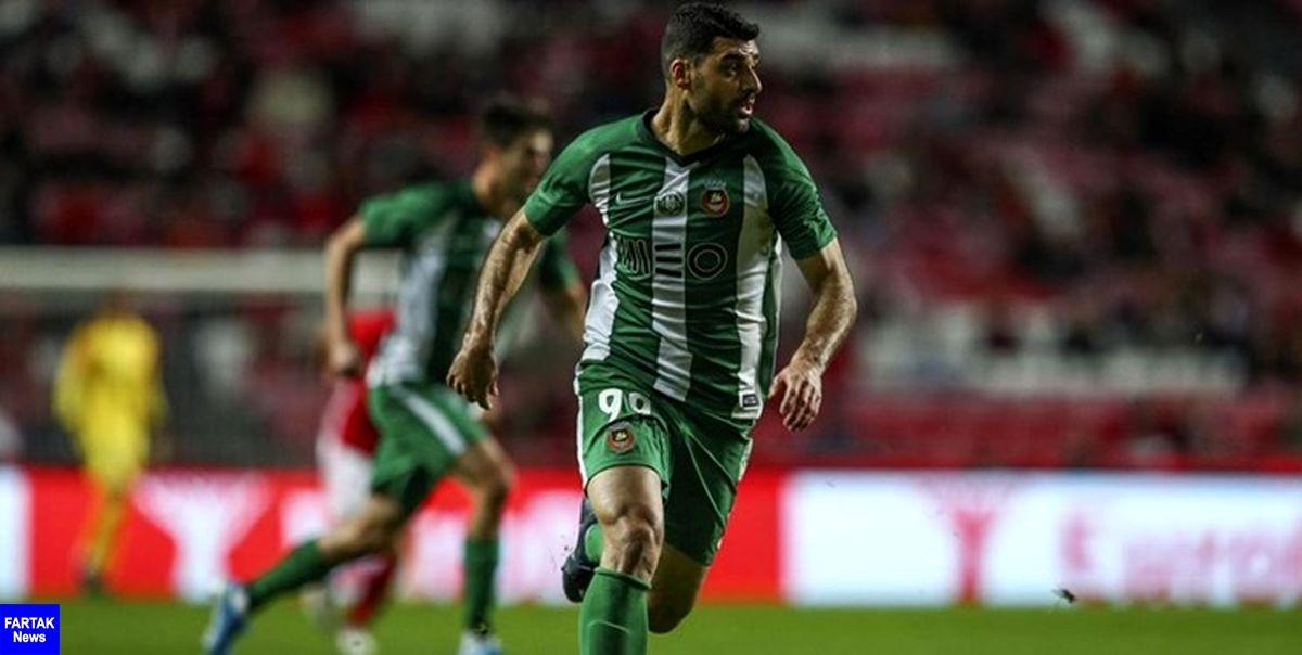 ادعای رکورد پرتغال: طارمی فصل بعد برای بنفیکا بازی میکند
