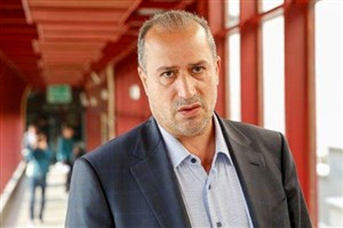 رئیس فدراسیون پیگیر روند درمان ستاره استقلال