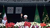 رییس جمهور از حضور معنادار ملت در راهپیمایی 22 بهمن قدردانی کرد