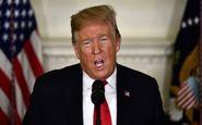 خشم ترامپ از رد پیشنهادش از سوی دموکراتها