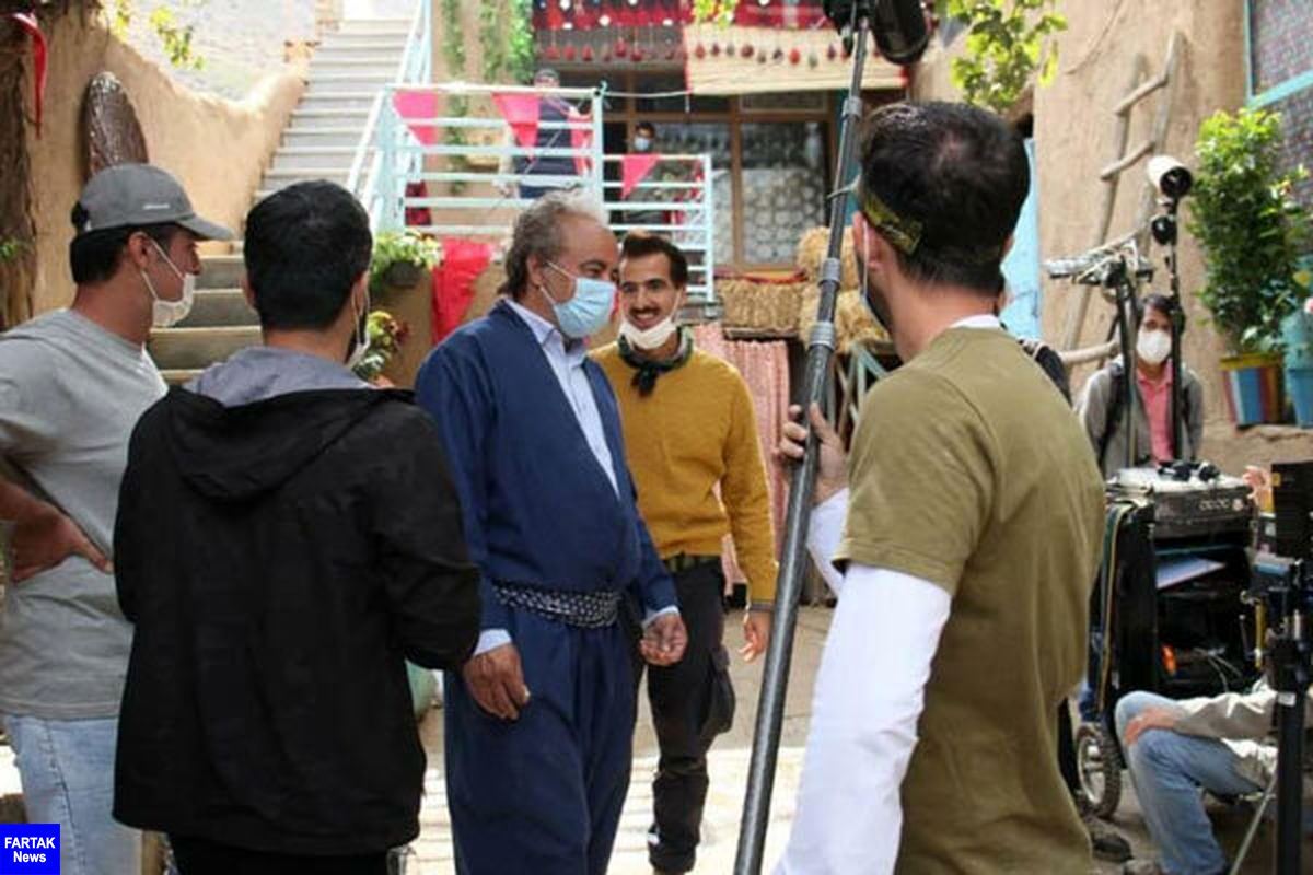 فیلمبرداری فصل سوم سریال «نون.خ» شروع شد