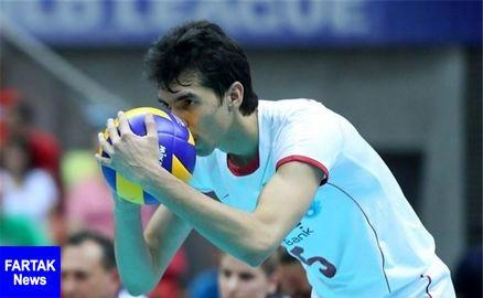 کمک ستاره والیبال ایران به سیلزدگان + عکس