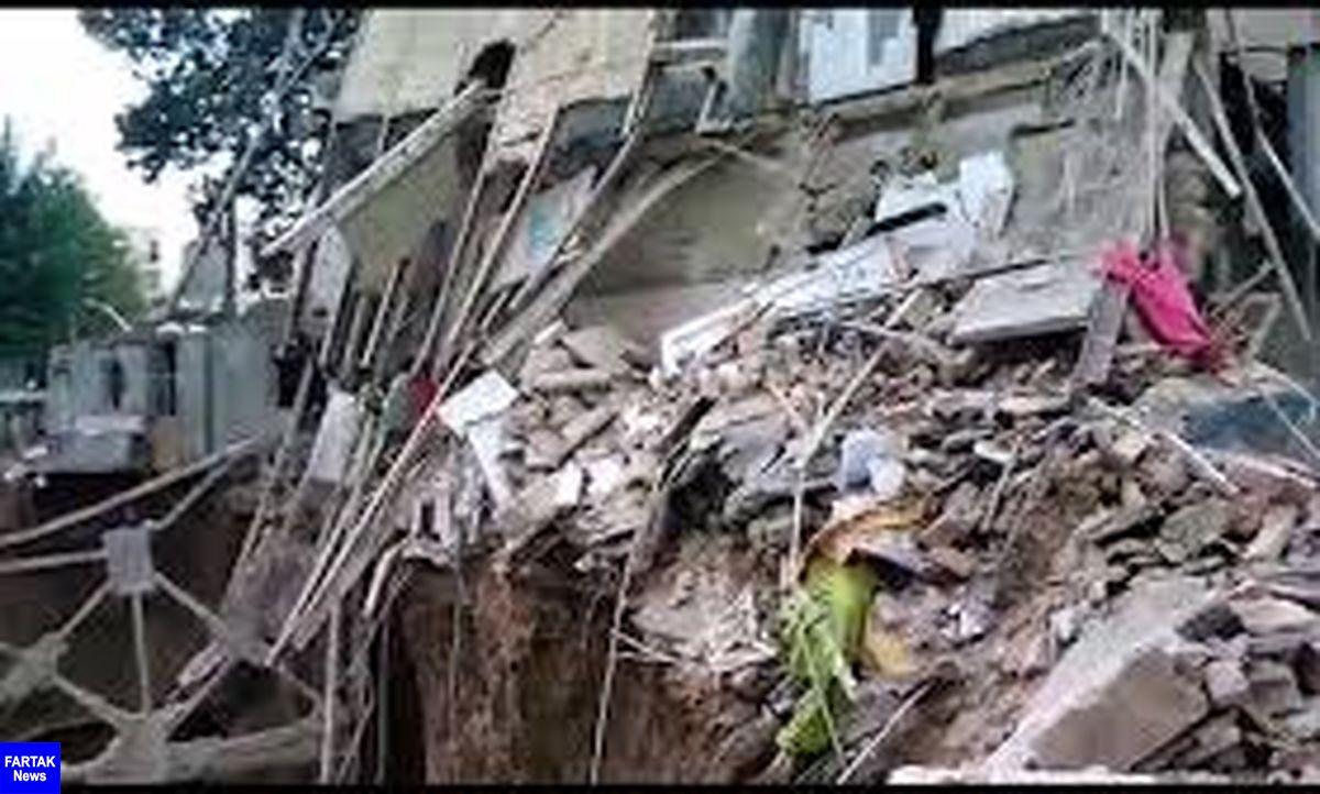 کشف جنازه 2 برادر از زیر آوار در منطقه فلاح