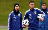 بزرگترین حسرت سرمربی تیم ملی آرژانتین