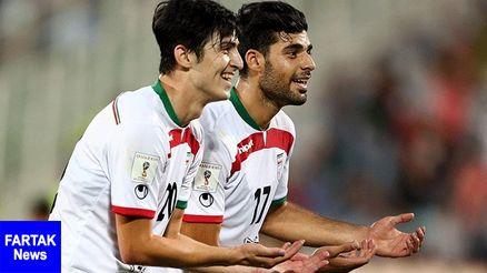 رقابت دو ستارۀ تیم ملی ایران برای عنوان آقای گلی