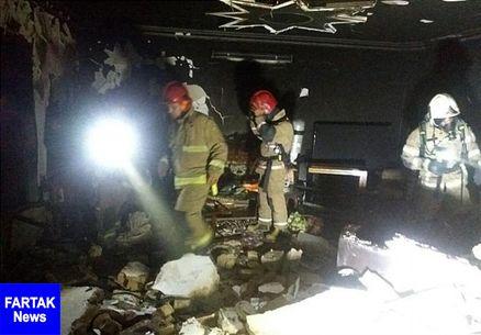 نشت گاز 6اصفهانی را راهی بیمارستان کرد