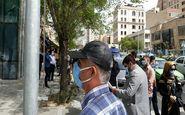 تجمع سهامداران مقابل بورس تهران + فیلم