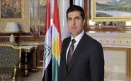 تاکید بارزانی بر لزوم هماهنگی با بغداد و ائتلاف بین المللی