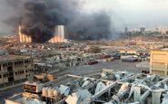 افزایش آمار قربانیان انفجار بیروت؛ ۱۱۳ کشته و ۴۰۰۰ هزار زخمی