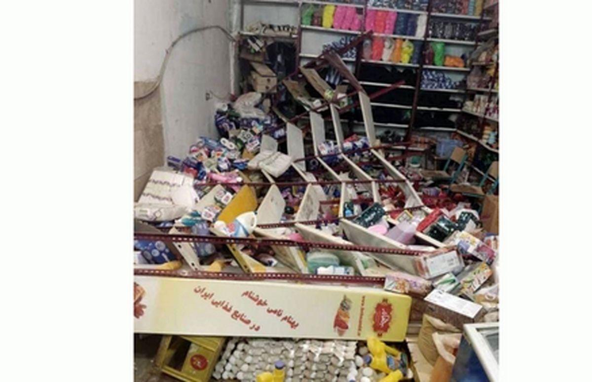 تخریب 20 روستای خوزستان با زلزله شدید امروز