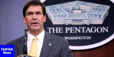 وزیر دفاع آمریکا: در سایر قسمتهای سوریه کنار کردها هستیم