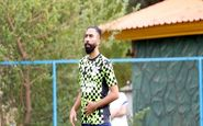 هافبک گل گهر بازی با استقلال را از دست داد