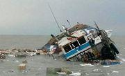 نجات ۱۲سرنشین ۲لنج تجاری در آبهای سیریک