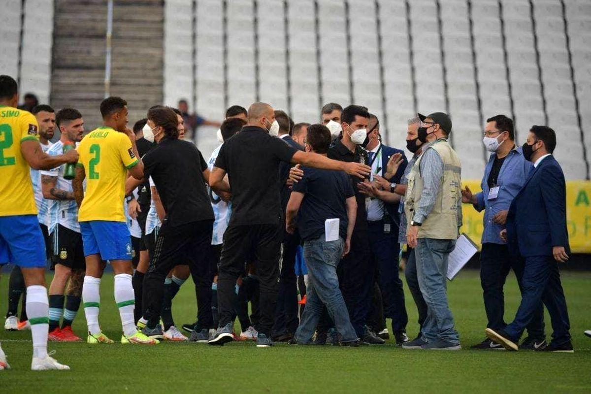 جنجال در اوج؛ اخراج آرژانتین از جام جهانی؟