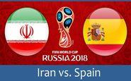 برنامه روز هفتم جام جهانی/ نگاه ۸۰ میلیون ایرانی به کازان